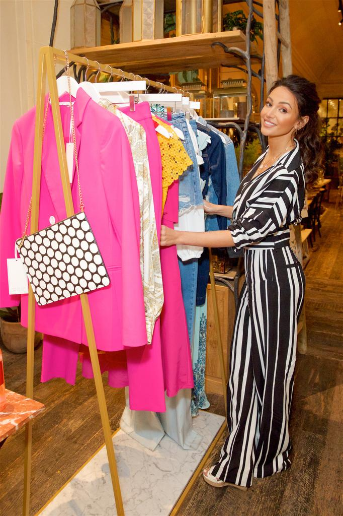 Michelle Keegan launches fashion and jewellery range with Very - heatworld