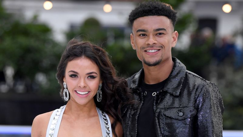 Dancing on Ice: Wes had a 'secret fling' with Vanessa