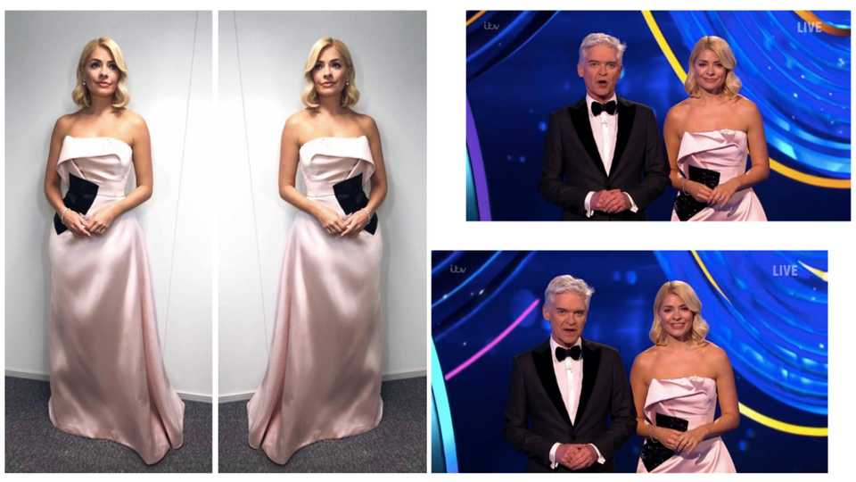 9944c2ce89d05 Here's where you can buy Holly Willoughby's Dancing on Ice final dress 💞 |  Closer