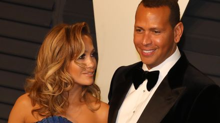 Newly Engaged Jennifer Lopez And Alex Rodriguez Have The Sweetest Love Story Ever Grazia