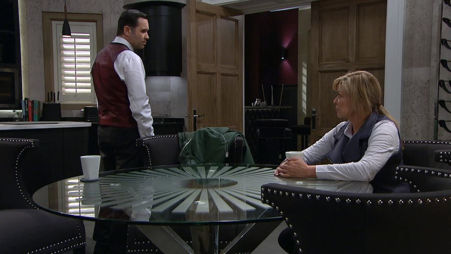 Emmerdale spoilers: Kim Tate meets her match in Moira Barton