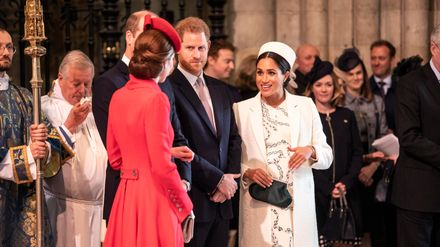 inside kate and meghan s professional relationship grazia inside kate and meghan s professional