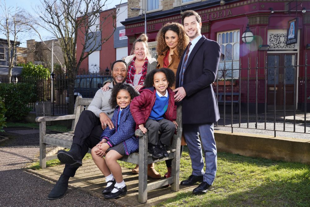 EastEnders: new family bring 'charm and chaos' to the Square