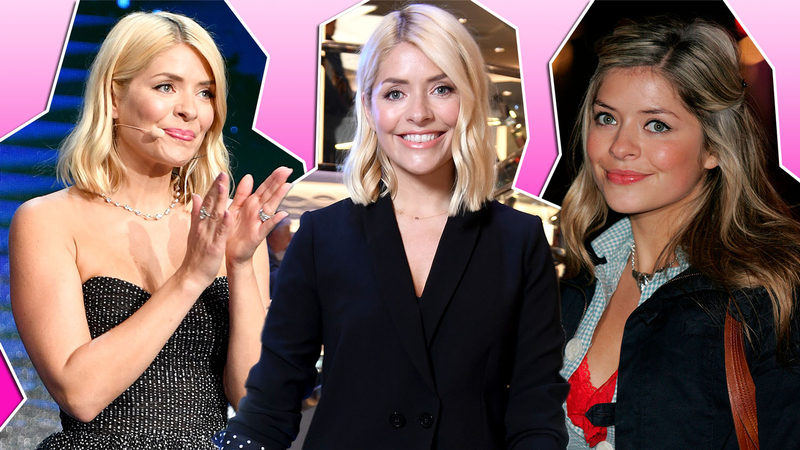 Holly Willoughby's career timeline