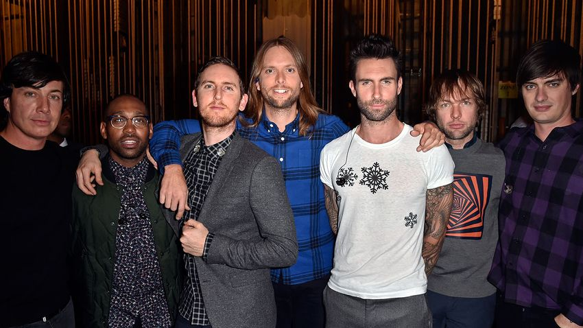 Facts you might not know about Maroon 5 | Entertainment | Heat