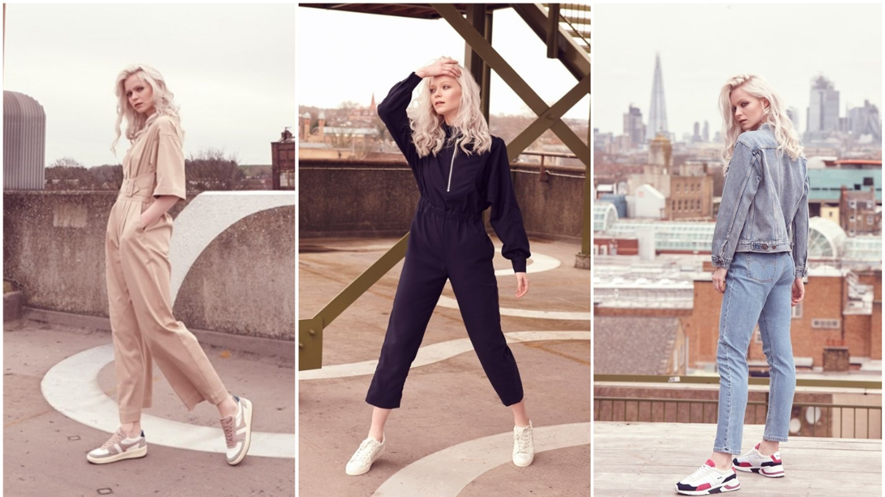 new style d5164 447c3 Sneaker Chic: All Of The Ways To Wear Trainers This Season ...