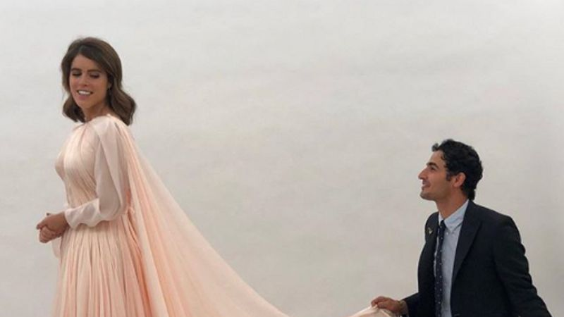 And The Bride Wore…Peter Pilotto