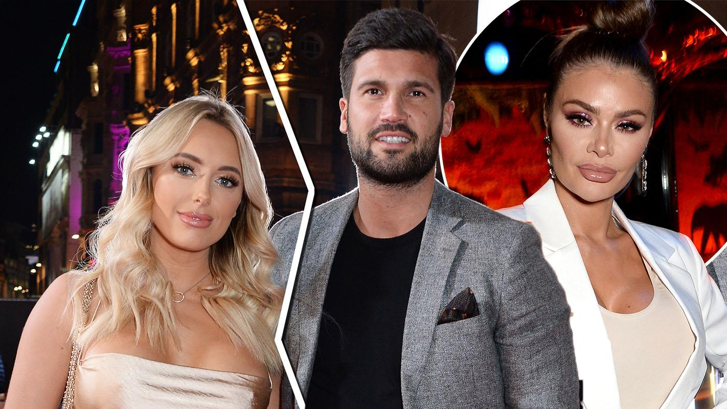 what dating apps do the towie actors use