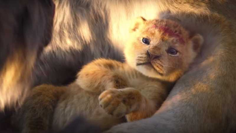 The Lion King: Disney release first full-length trailer for live-action remake