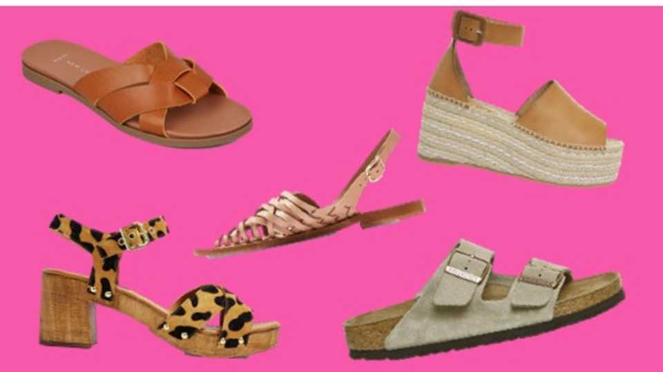11dc3d094 The BEST wedge, flat and heeled sandals for summer 2019 | Closer