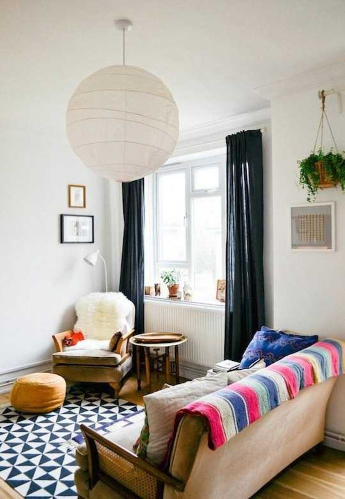 7 Ideas To Decorate Your Small Living Room Grazia