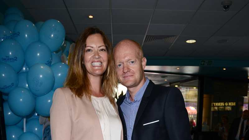 EastEnders star Jake Wood recalls terrifying moment his wife nearly died on holiday