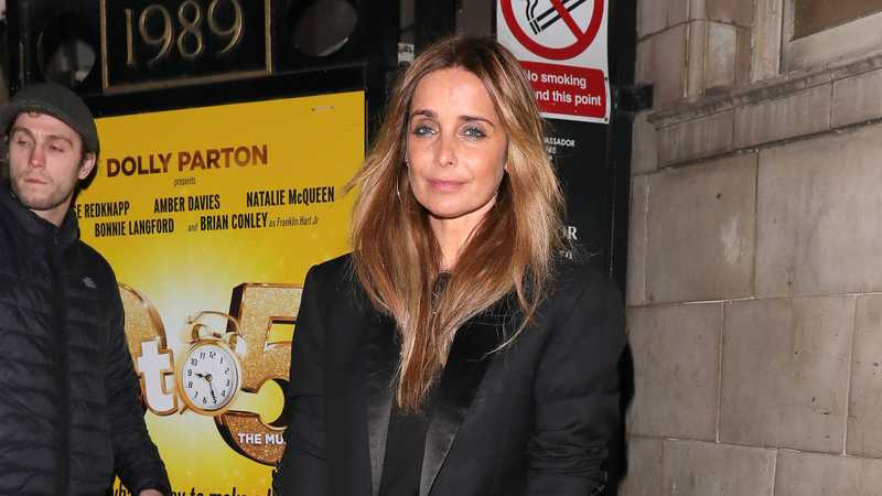 Louise Redknapp hits back at claims Strictly Come Dancing was the reason for her failed marriage