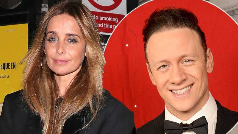 Louise Redknapp and Kevin Clifton are no longer in contact