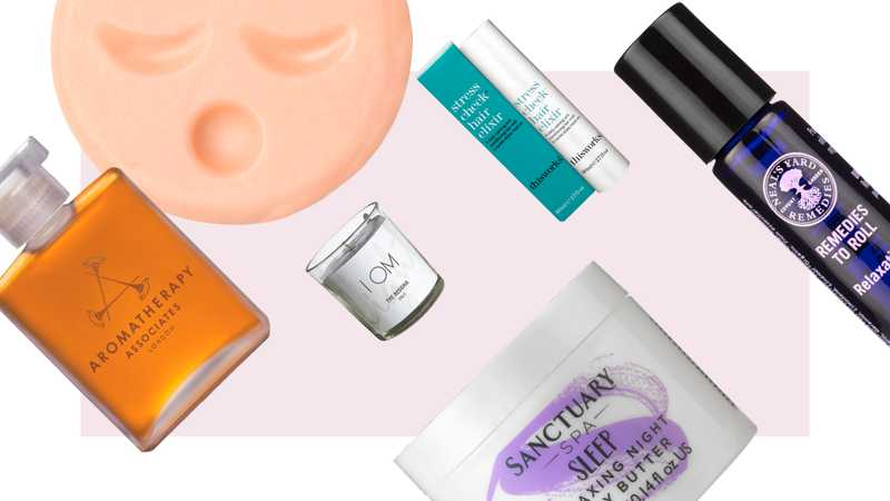 Beauty Products To Help With Stress And Anxiety