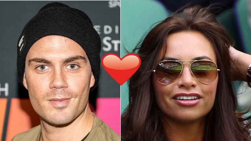 Ryan Giggs ex-wife Stacey Cooke dating Max George from The Wanted