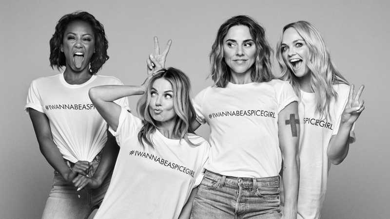 Spice Girls release their iconic music videos in 4K