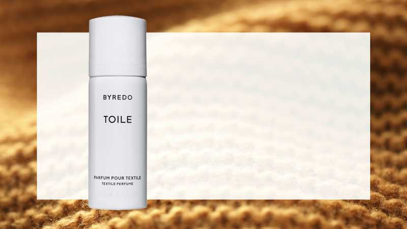 How to wash your clothes and sheets less often thanks to Byredo