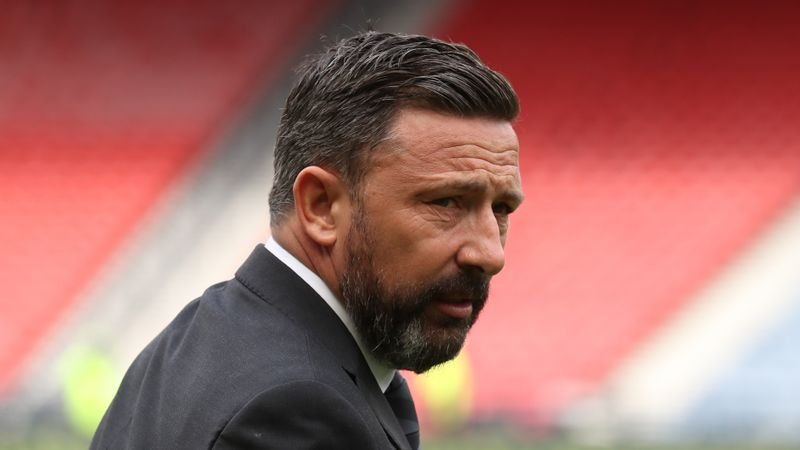McInnes refuses to be drawn on links to Scotland job