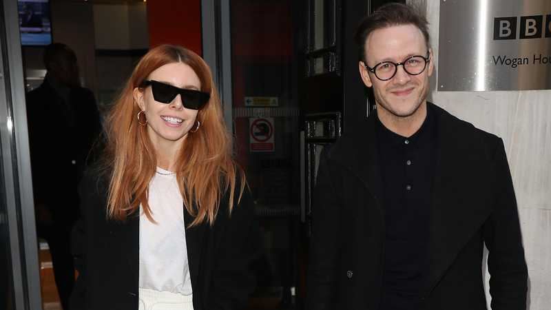 Stacey Dooley 'warned' against Kevin Clifton romance by concerned friends