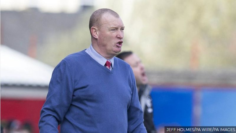 Hamilton boss Brian Rice admits to breaching Scottish FA betting rules