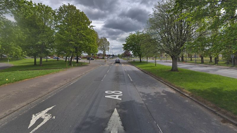 Man dies following collision in Glasgow