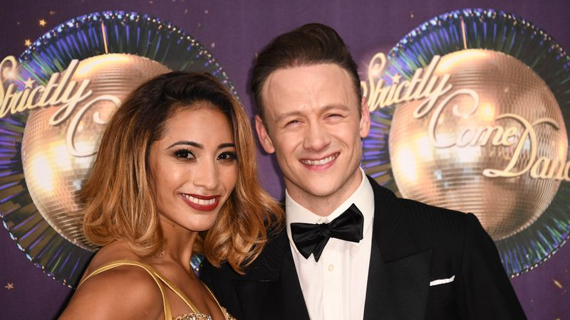 Strictly Come Dancing: Karen Clifton drops Kevin's surname