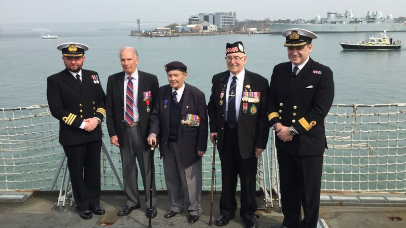 D-Day veterans to be saluted in style this June