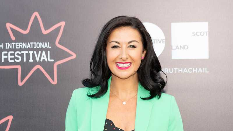 Hayley Tamaddon announces she's pregnant with her first child