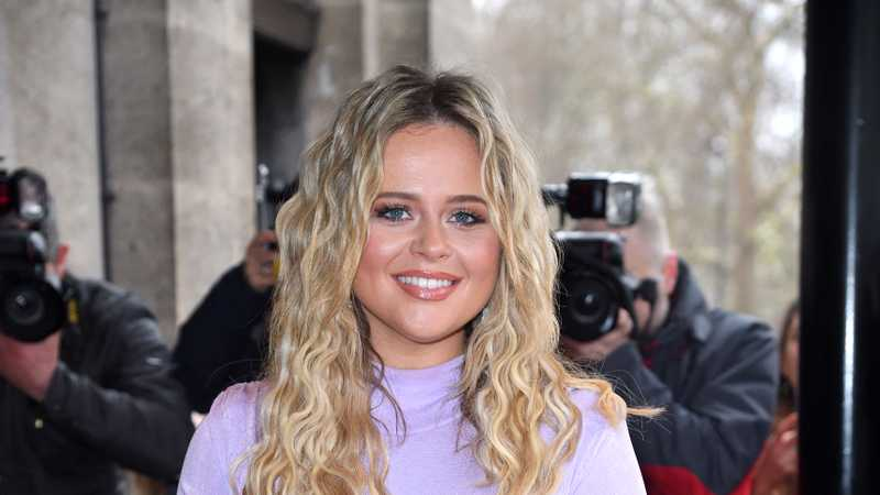 Emily Atack confirms romance with Rob Jowers in super loved-up photo