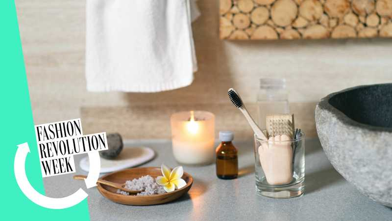 How to make your bathroom and beauty regime plastic-free