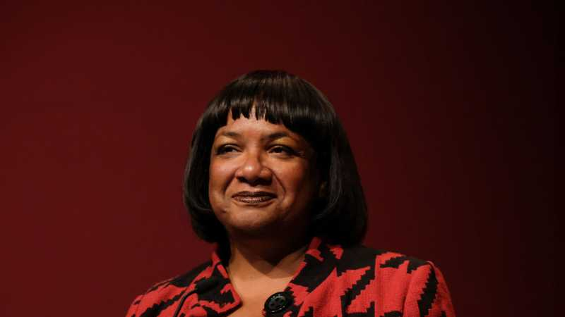More than 40,000 people have signed up for 'Sipping a cheeky mojito on the overground' in honour of Diane Abbott's TfL faux pas