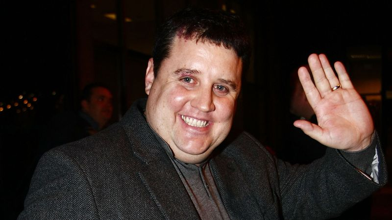 Peter Kay Makes Rare Public Outing As He S Pictured For