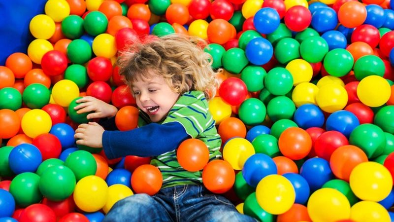 Best kid's soft play centres in the East Midlands