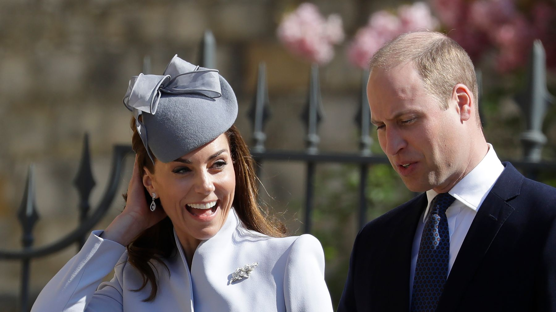 303a561fbc0 The Surprising Etiquette Behind Kate Middleton s Coats. This is why we  never see her take them off