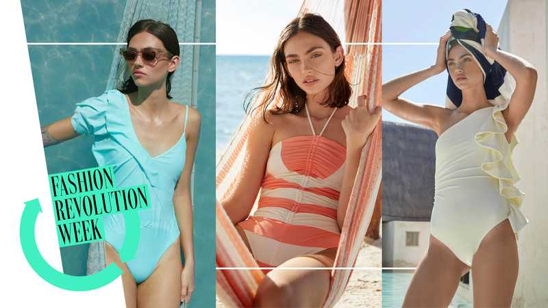How your swimwear could solve the plastic crisis in the oceans