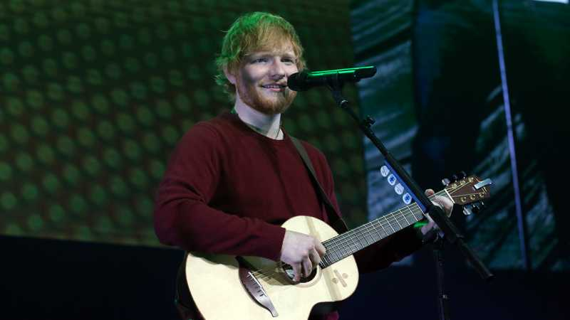 Ed Sheeran Isn't Immune From Planning Laws, As He Has To Knock Down His Sauna