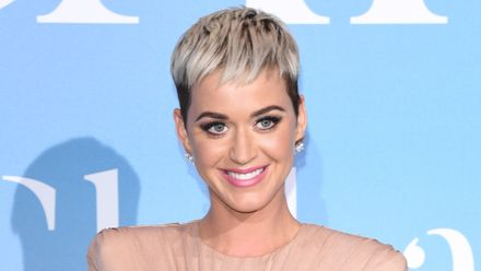 Katy Perry Looks Stunning As She Ditches Pixie Cut For Longer Hairstyle Celebrity Heat