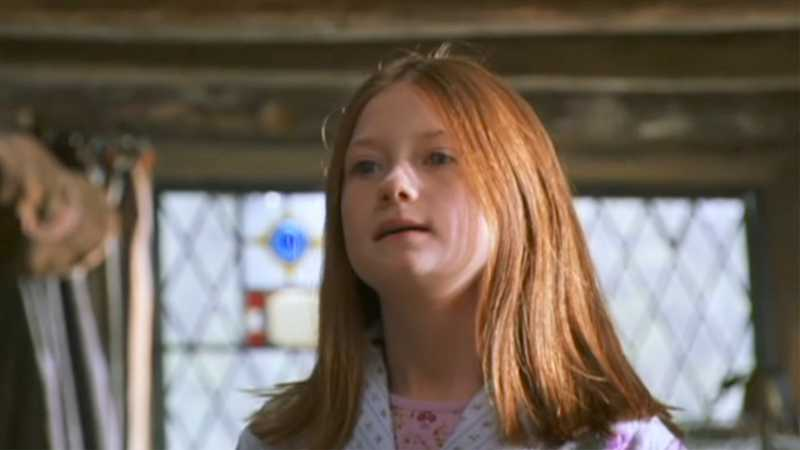 Harry Potter actress Bonnie Wright looks unrecognisable in latest pics