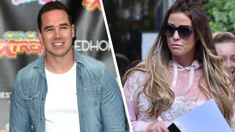 Kieran Hayler plots TV REVENGE on Katie Price