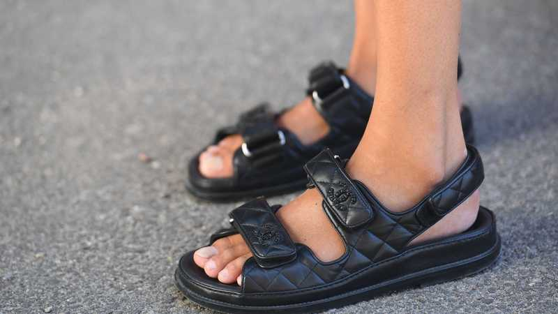 You need to buy a pair of hiking sandals this summer