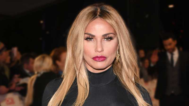 Katie Price slammed for promoting diet coffee as she has 'tummy tuck'
