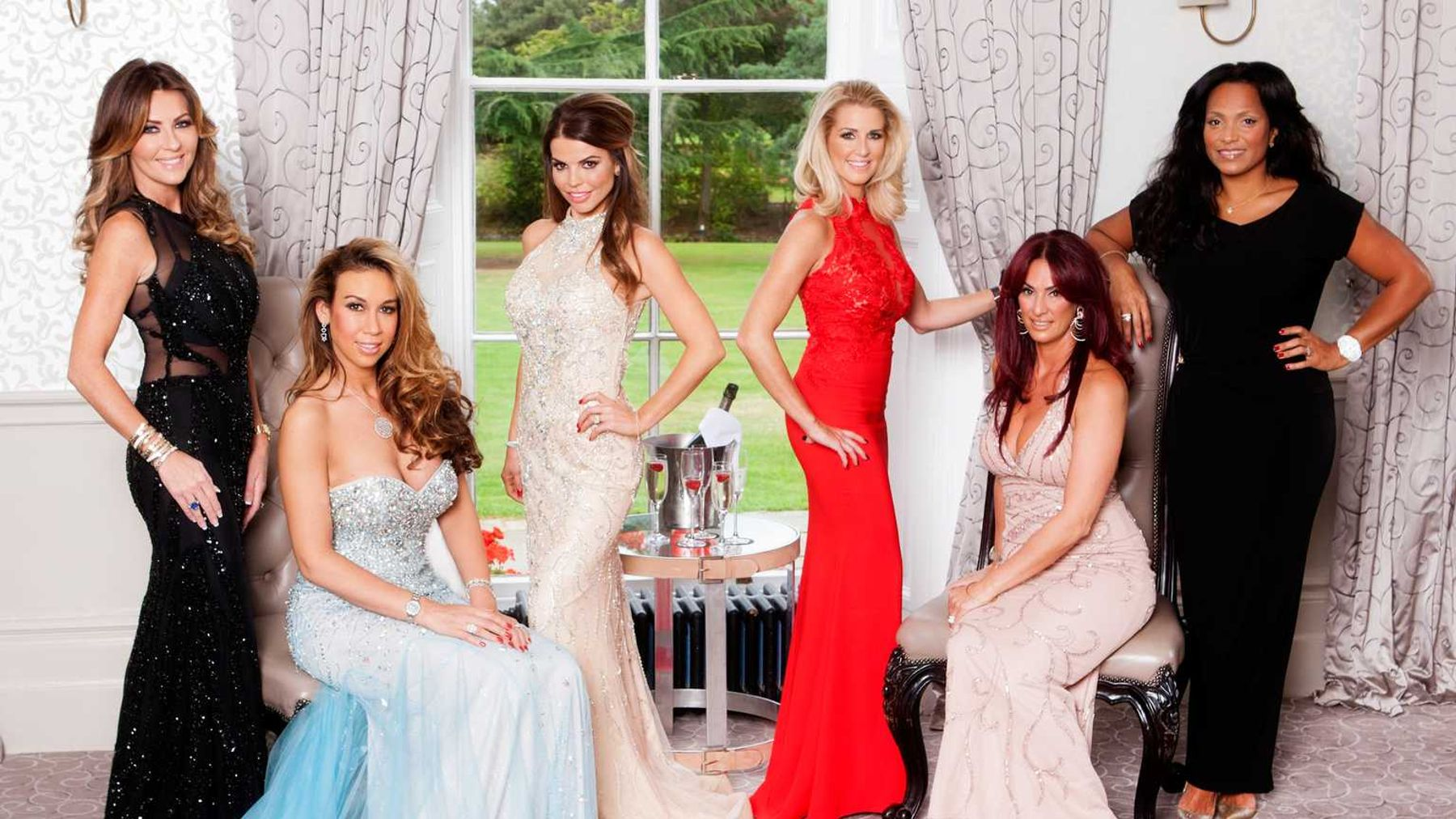 Cut Real Housewives of Cheshire stars - where they are now