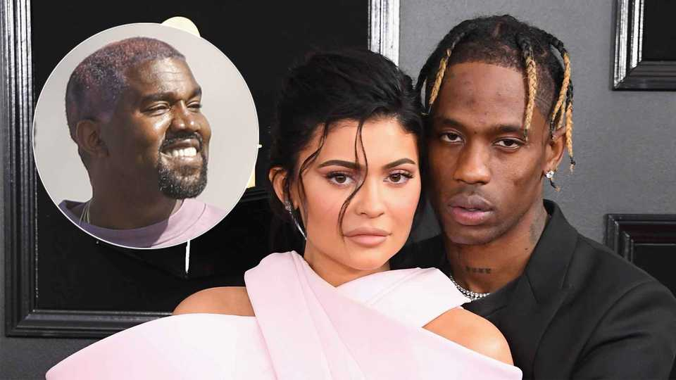 Inside Kylie Jenner's wedding at Kanye West's church
