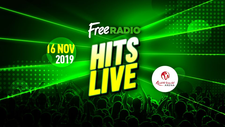 Free Radio Hits Live: Buy your tickets now