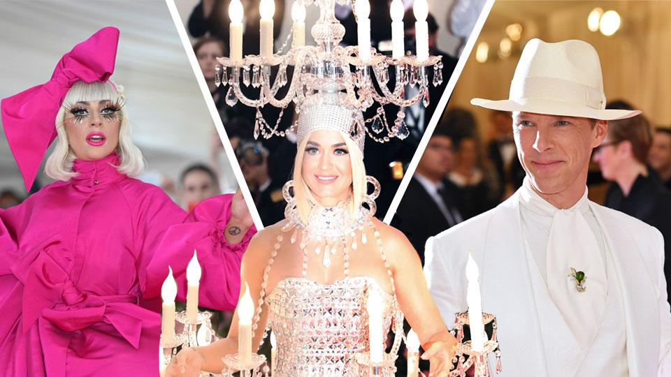 Some of the best outfits at the Met Gala 2019 including Lady Gaga