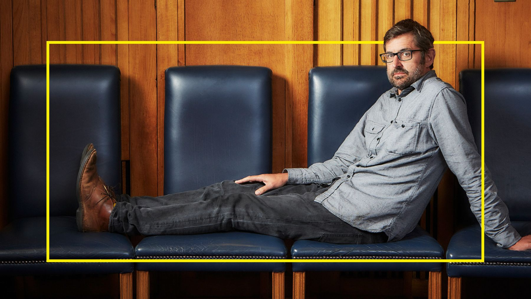 Louis Theroux: 'As Much As Having Kids Can Be Wonderful