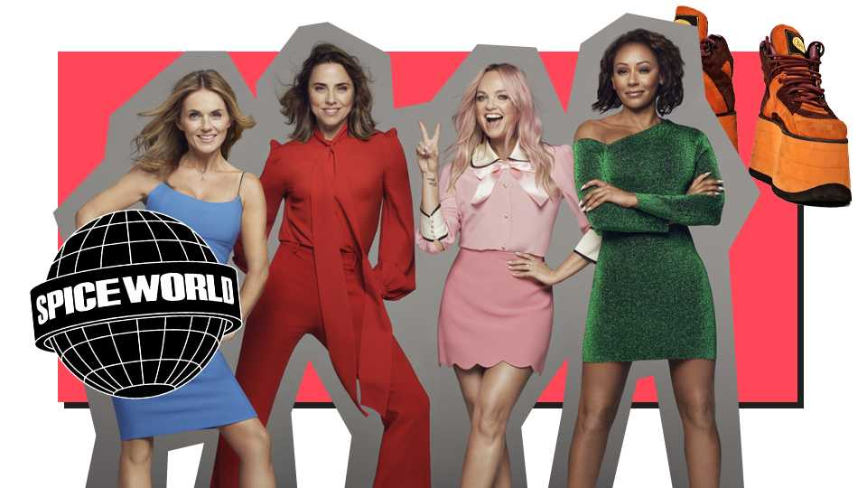Spice Girls tease Spice World 2019 tour setlist in new