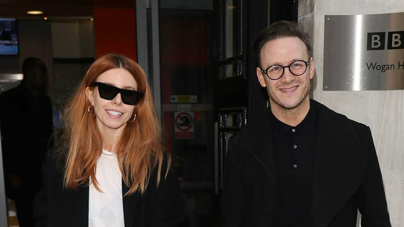 Stacey Dooley 'moves in' with Kevin Clifton after leaving flat she shared with ex