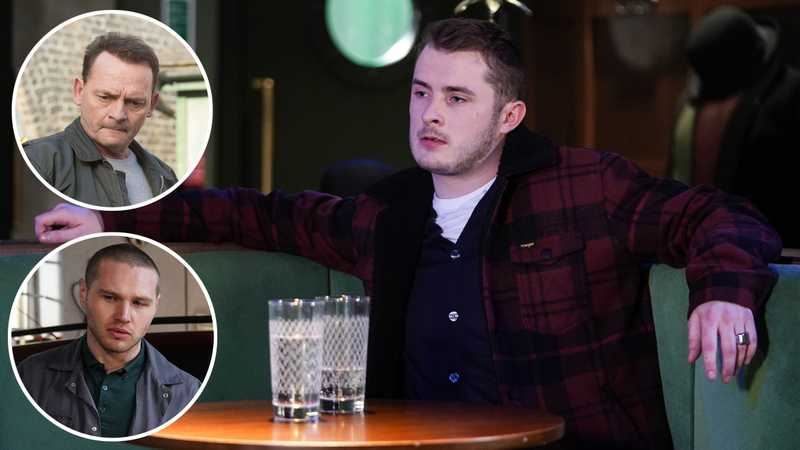 EastEnders spoilers: Ben Mitchell at WAR with Billy Mitchell